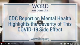 CDC Report on Mental Health