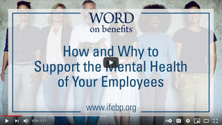 How and Why to Support the Mental Health of Your Employees