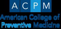 Conference Collaborator American College of Preventative Medicine
