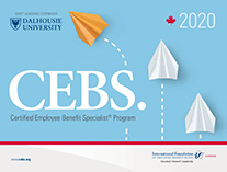 Canadian CEBS Catalog Cover