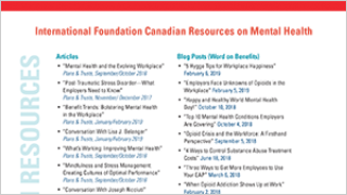 Canadian Mental Health Resources