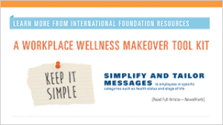 A Workplace Wellness Makeover Toolkit