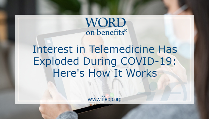 Interest in Telemedicine Has Exploded During COVID-19: Here's How It Works